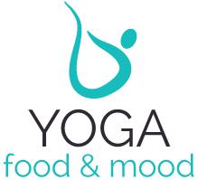 Yoga Food Mood Logo